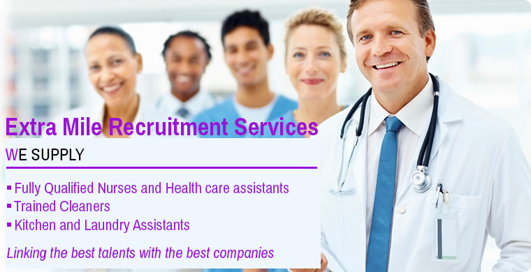 Looking for healthcare staff?